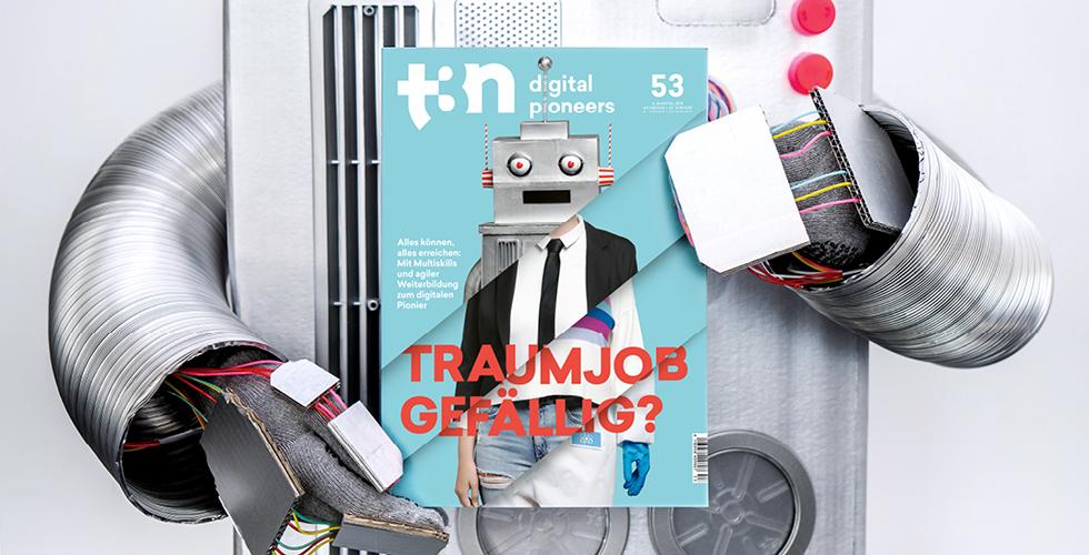 t3n Ausgabe 53 Cover