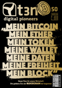 t3n Magazin Nr. 50 (Print)