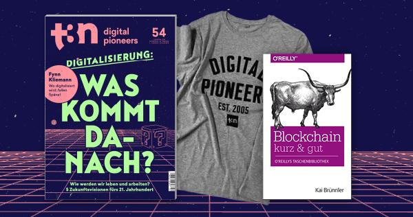 "54 inkl. ""Blockchain – kurz & gut"""