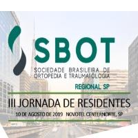 III Jornada de Residentes em Ortopedia e Traumatologia