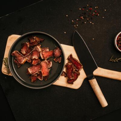 Beef Biltong Sliced