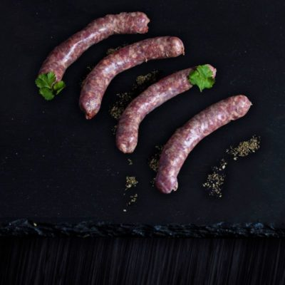 Beef Boerewors – Portions Thick