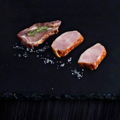 Smoked Kassler Steaks