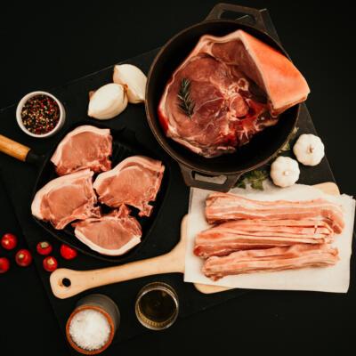 Bulk Hamper (¼ Beef Hind Quarter, ½ Lamb, ¼ Pig)