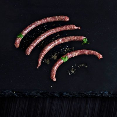 Beef Boerewors – Portions Thin