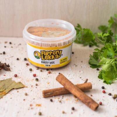 Flippen Lekka Curry Mix Spice
