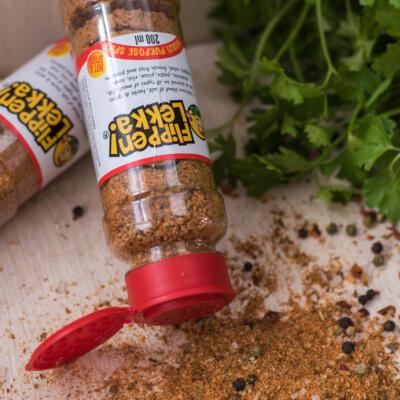 Flippen Lekka Spicey & Hot Spice