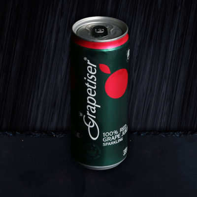 Grapetiser 330ml Can