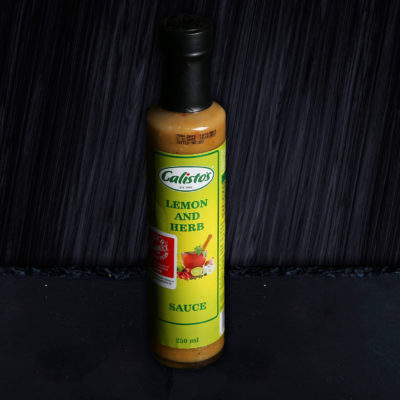 Calisto's Lemon & Herb Sauce