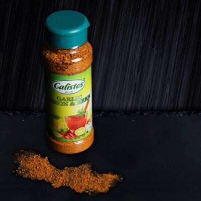 Calisto's Garlic Lemon & Herb Spice