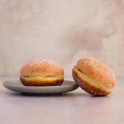 Bola De Berlim – Custard Donut