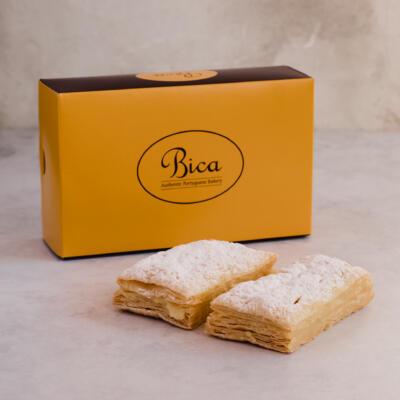 Delicias Delicious Puff Pastry