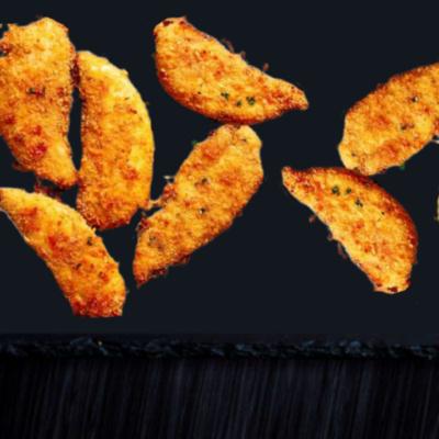Crumbed Chicken Strips