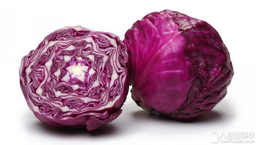 A22 :  RED CABBAGE (KUBIS PURPLE) 1 pc