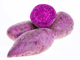 A62 :  PURPLE SWEET POTATO (PURPLE KELEDEK) ( Vietnam ) 1 KG