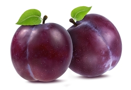 F10 : RED PLUMS 500G BOX