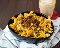 Nacho Cheese Fries
