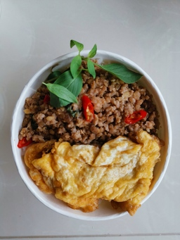 Basil Pork Rice