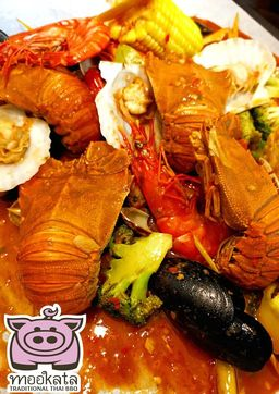 Signature Tom Yum Shell Out