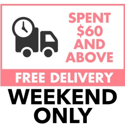 * Weekend * FREE Delivery