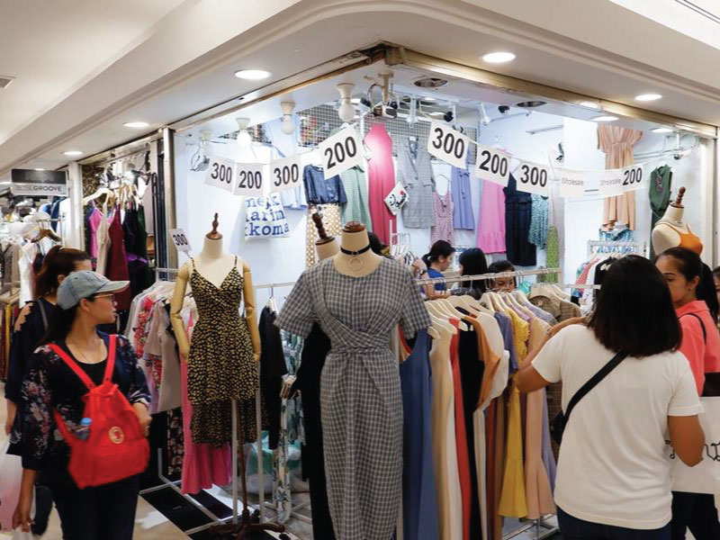 All your Shopping in one at Central Avenue - Fashion Believe