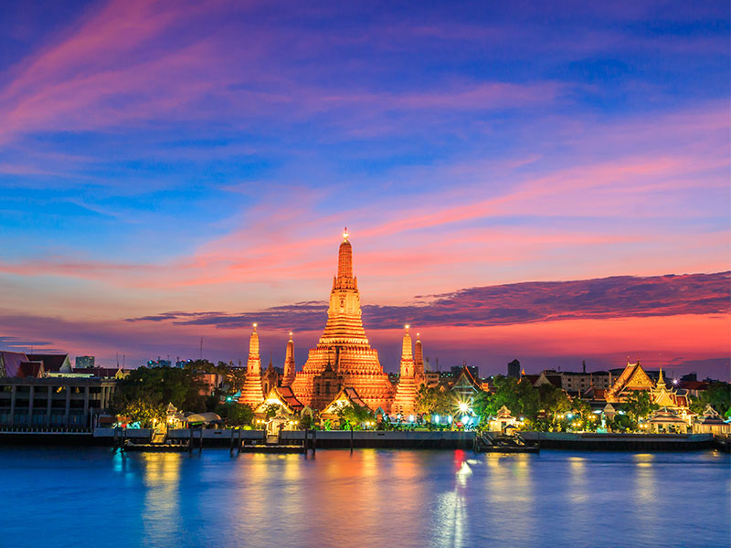 Top Most Recommended Places to Visit in Bangkok