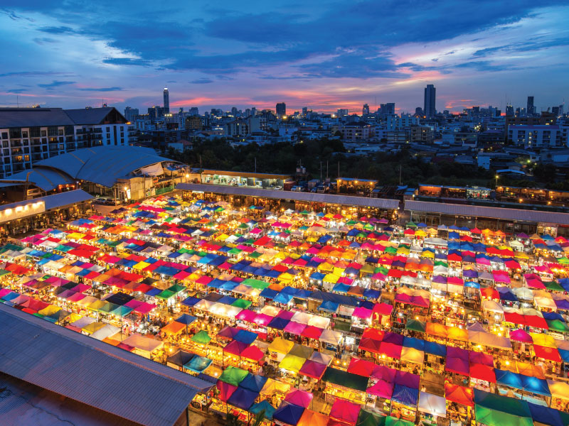 Triploca - 5 Awesome Places for Shopping in Bangkok