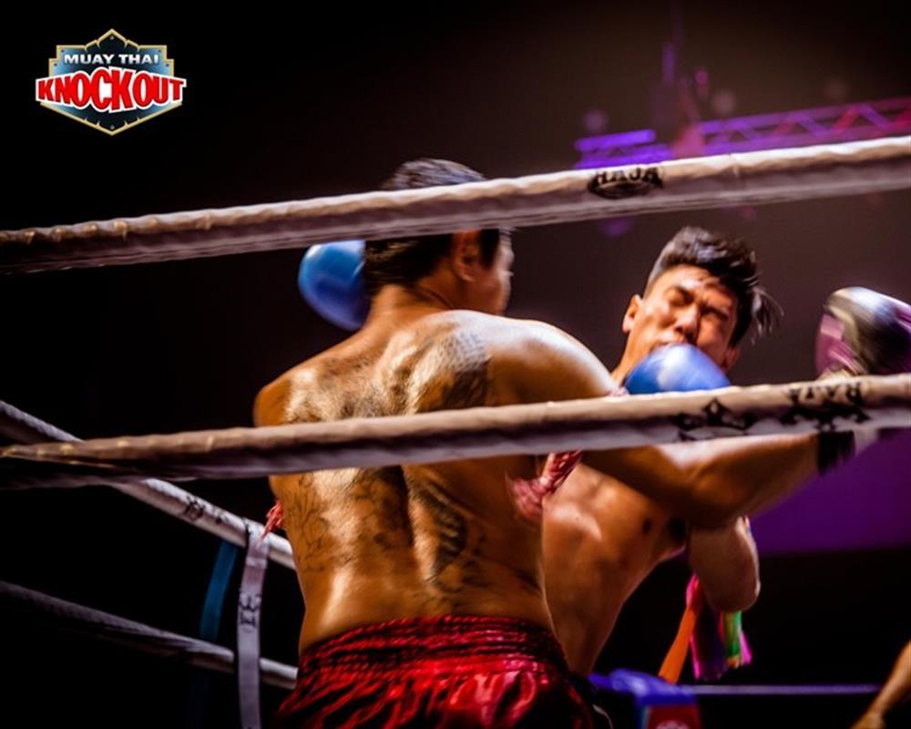 Muay Thai Knock Out Asiatique