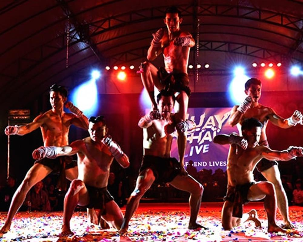 Muay Thai Live Show Asiatique