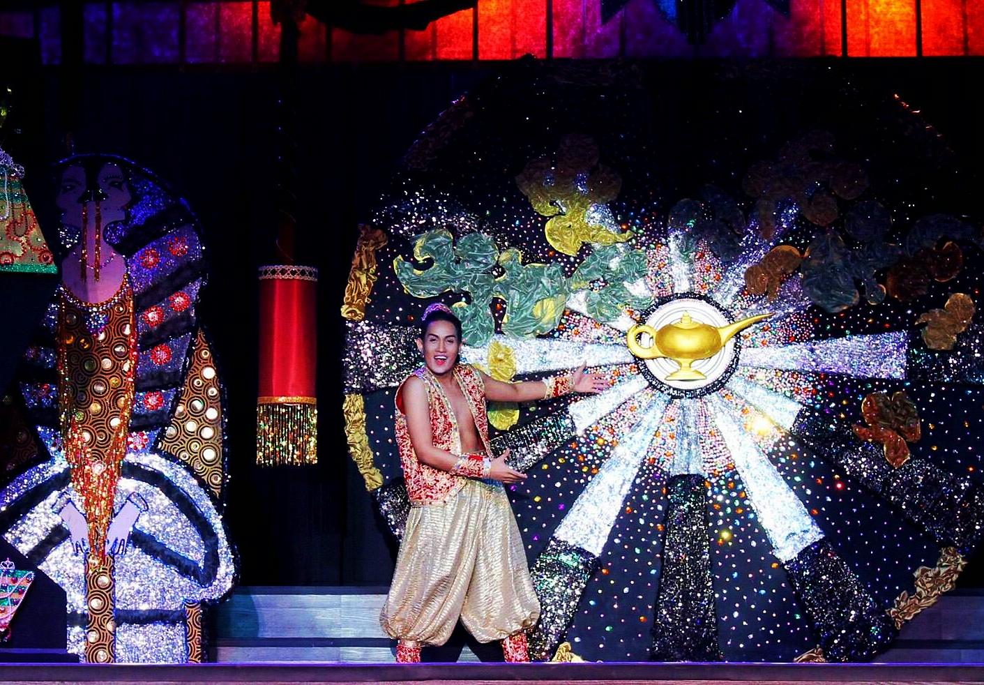 Playhouse Magical Cabaret Bangkok