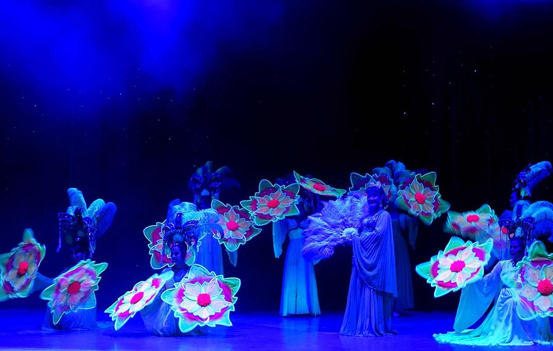 Mambo Cabaret Show Bangkok