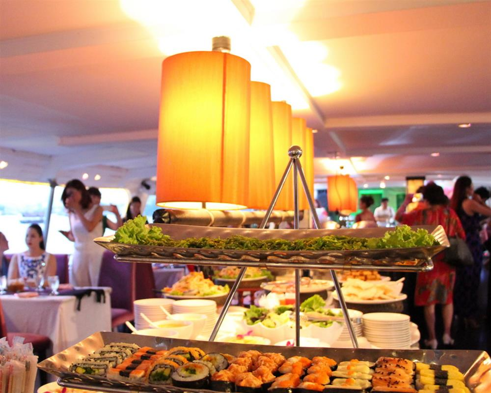 The Chaophraya Cruise