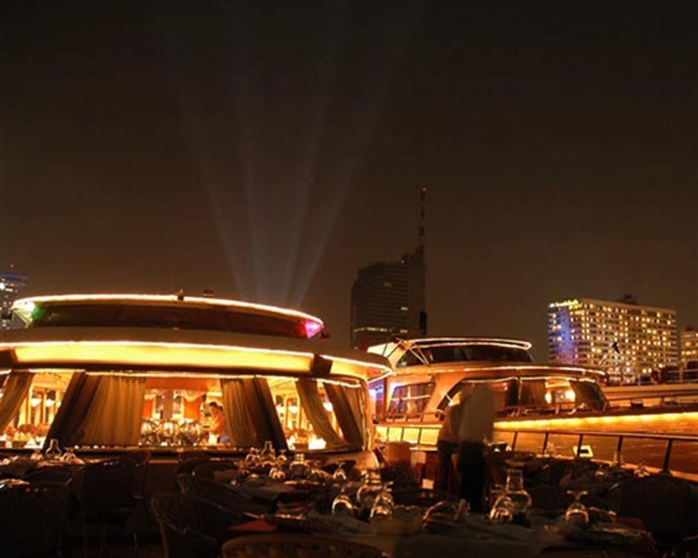 Grand Pearl Cruise Bangkok