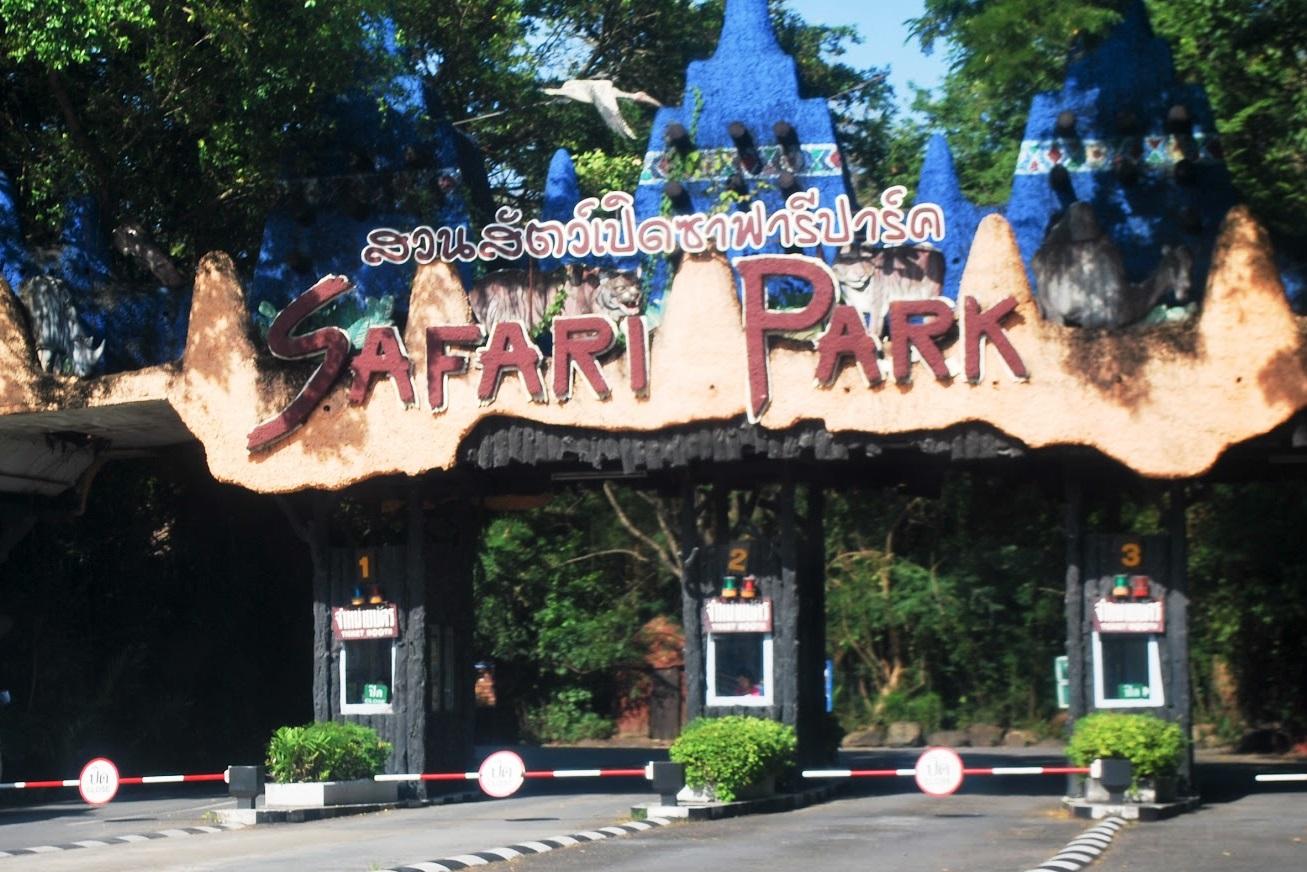 Safari World Bangkok with Transfer