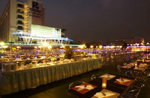 Riverside Cruise