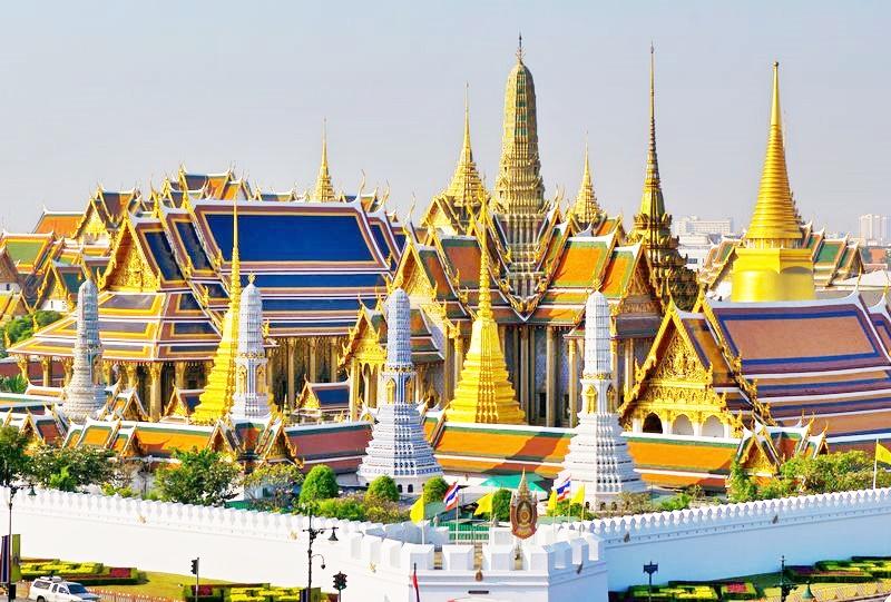 Royal Grand Palace & Emerald Buddha Temple Tour