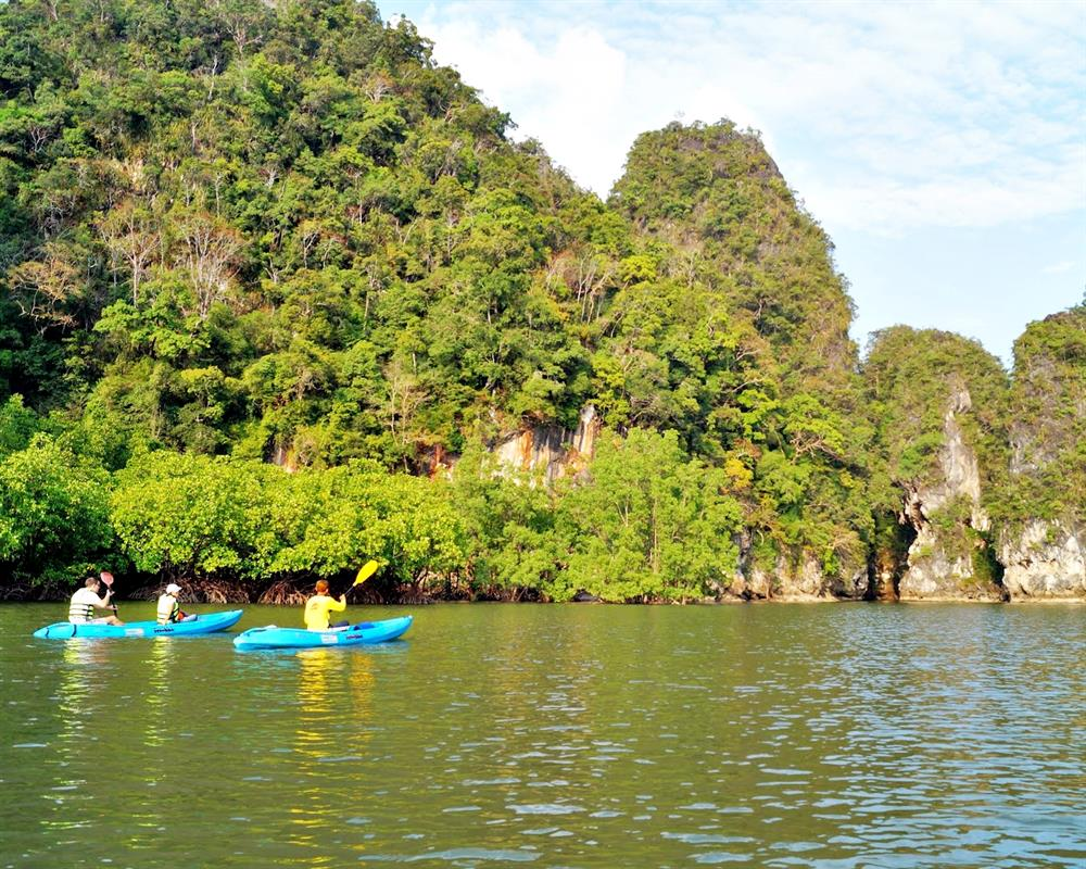 Krabi Sea Kayaking