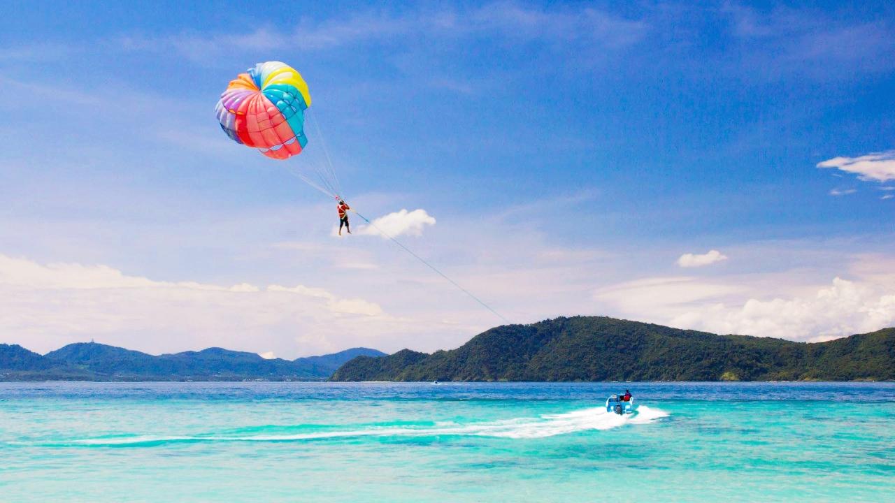 Sea  Adventure Tour (Coral Island)