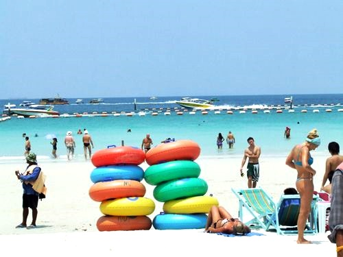 Coral Island by Speed Boat from Pattaya