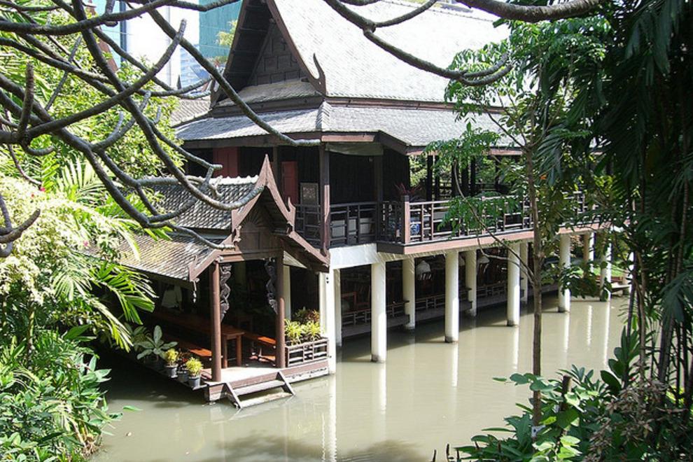 Jim Thompson House and Suan Pakkad Palace Tour