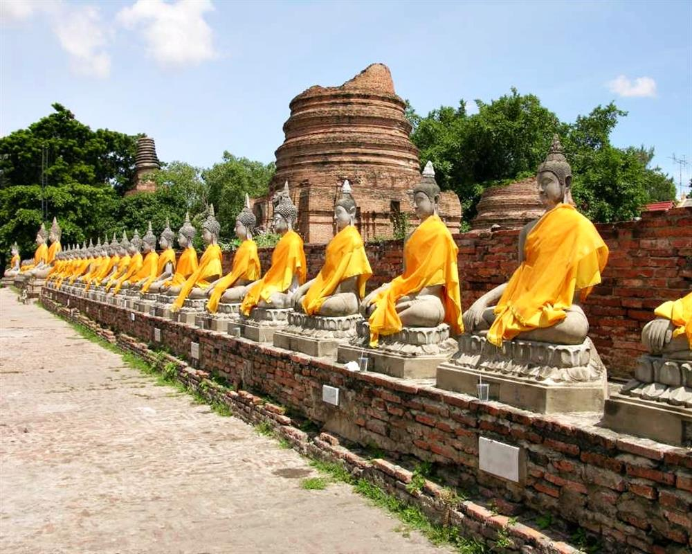 Ayutthaya Day Tours by Road