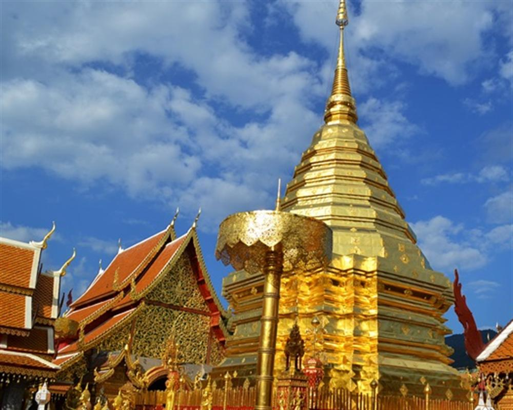 Doi Suthep Temple Tour (Half Day Private Tour)