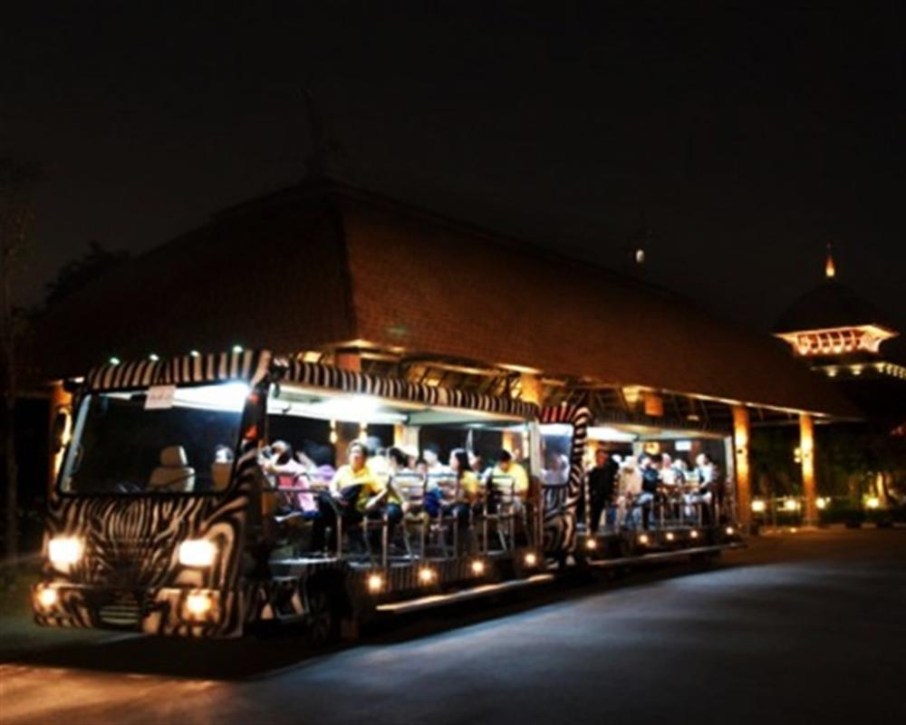 Chiang Mai Night Safari with Transfer