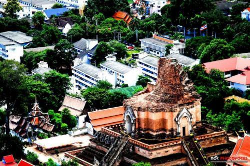 Scenic Flight over Chiang Mai
