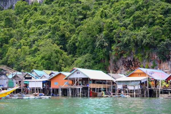 Phang Nga Bay Tour by Coach and Longtail Boat