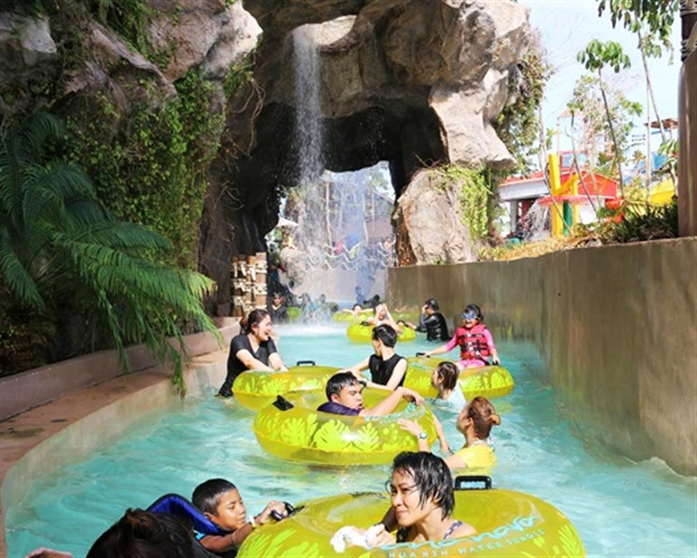 Vana Nava Hua Hin Water Jungle