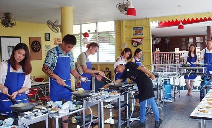Hua Hin Thai Cooking Academy