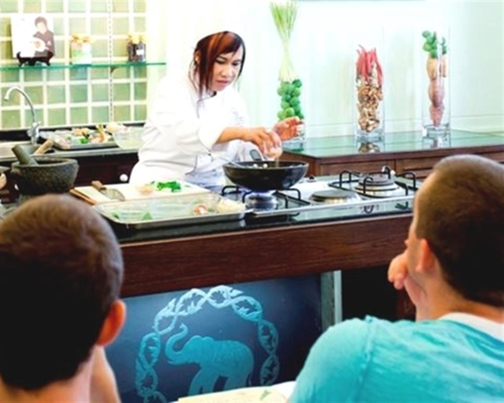 Blue Elephant Cooking School