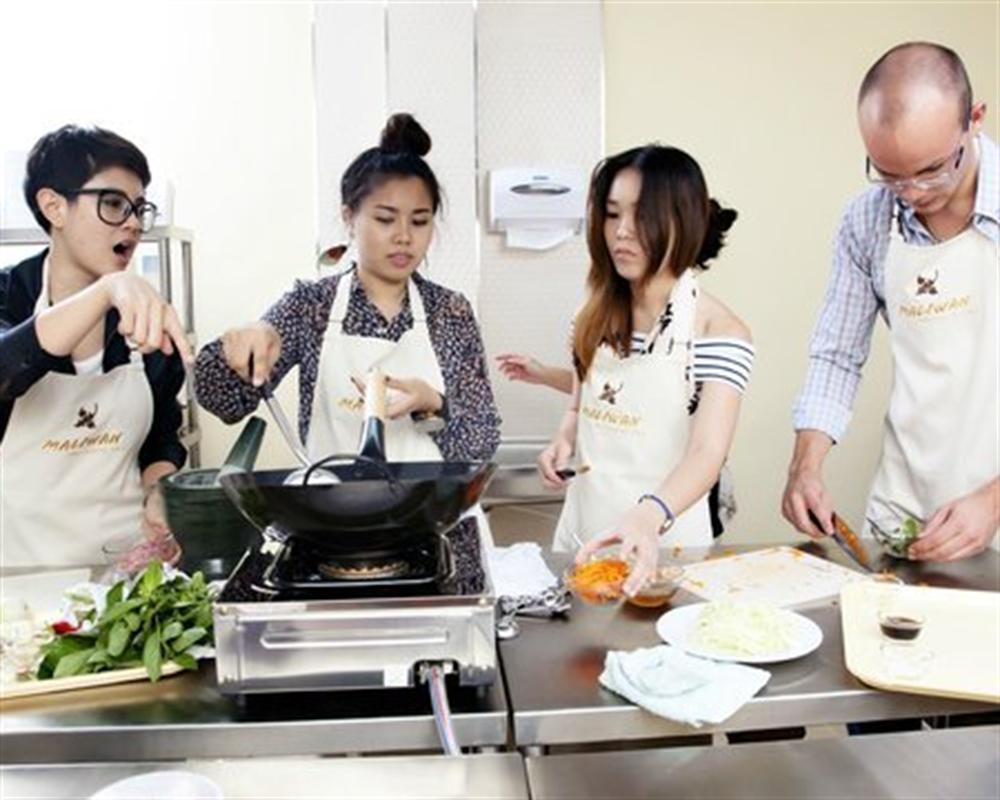 Maliwan Thai Cooking Class