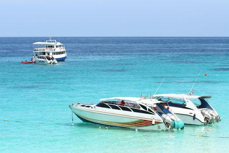 Krabi 4 Islands by Speed Boat